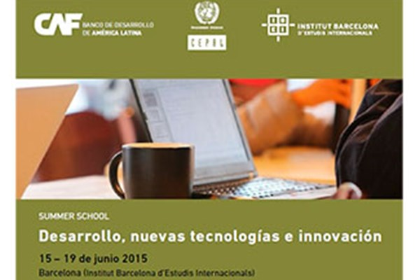 IBEI-ECLAC-CAF Summer School in Development, New Technologies and Innovation
