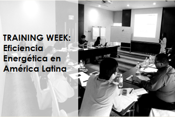 Training Week: Eficiencia Energética en América Latina
