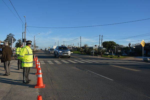 1st Section of Dr. Enrique Pouey Ave. Open as Part of Canelones Road Project