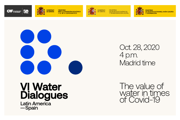 VI Water Dialogues Latin America-Spain