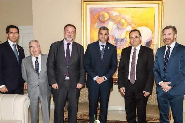 CAF reiterates its support to modernization of the State in Paraguay