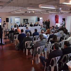 Seminar brings together key agents of Argentina's Luján River Basin Management.