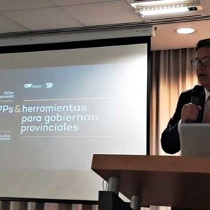 PPP Training for Province Authorities in Argentina