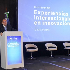 Innovation Experts Discuss International Experiences in Panama