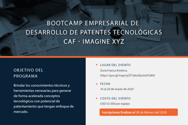 Patent Development Business Bootcamp