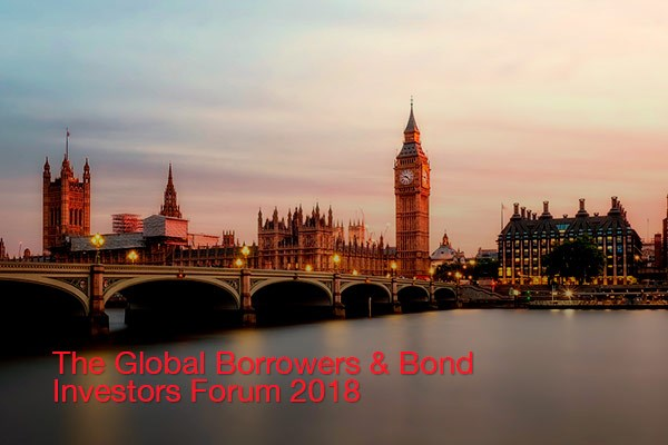The Global Borrowers and Bond Investors Forum 2018