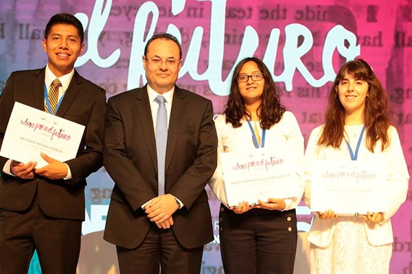 Argentina, Chile and Mexico Win #IdeasParaElFuturo Competition