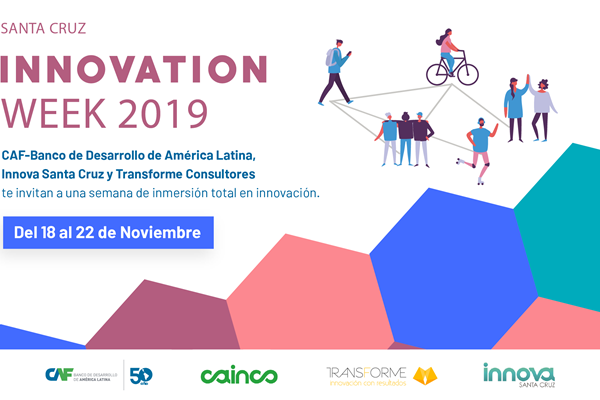 Innovation Week in Santa Cruz, Bolivia