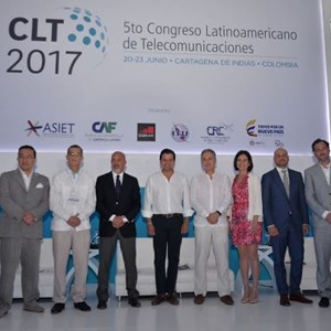 The 2017 Latin American Communications Congress has begun, the key meeting of the regional digital ecosystem