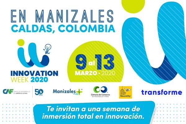Innovation Week Manizales, Colombia