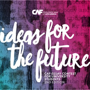 "Registration for the ""Ideas for the Future"" university essay competition is now open"
