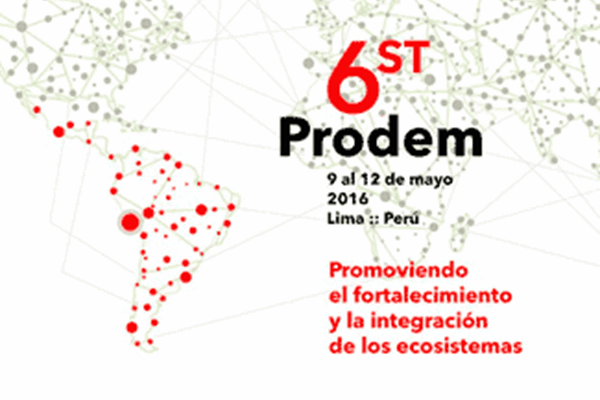 Workshop seminar for professionals of the entrepreneurial ecosystem of Latin America