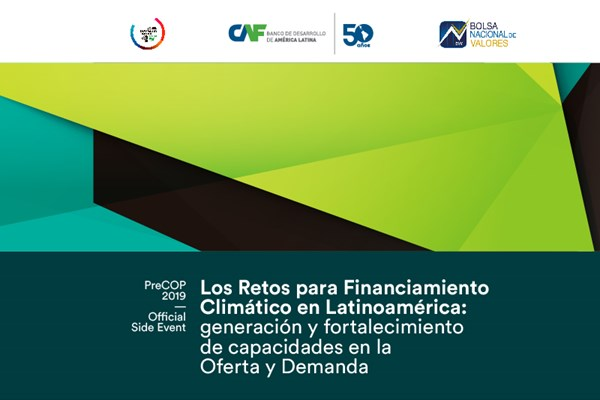 Challenges for climate finance in Latin America: capacity building in supply and demand