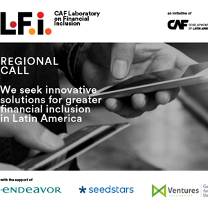 The call for CAF's Financial Inclusion Lab is now open
