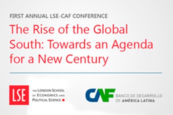 First Annual CAF-LSE Conference