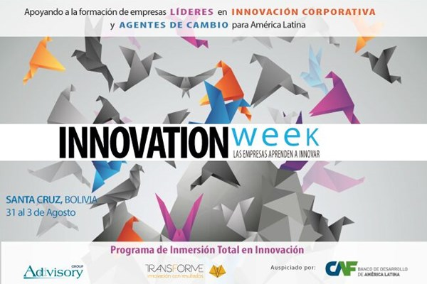 Innovation Week Bolívia