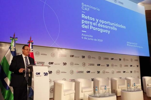 Productivity and institutional challenges to boosting Paraguay's growth