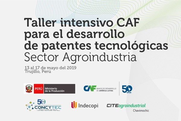 Workshop for the development of technology patents – Agribusiness Sector
