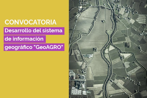 """GeoAGRO"" Geographical Information System"