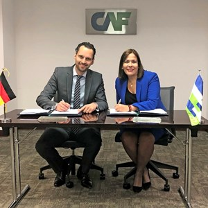 KfW and CAF Sign New USD 156 Million Credit Line for Urban Transport and Logistics Projects in Latin America